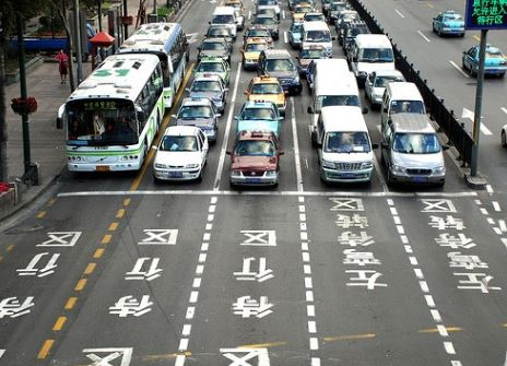 China car numbers