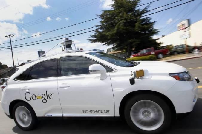 carro google